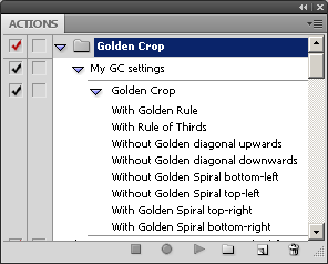 Golden Crop registered in action